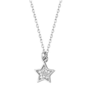 Colgante Stars Circonita Plata