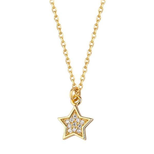 -Colgante-Stars-Circonita-(Baño-Oro)